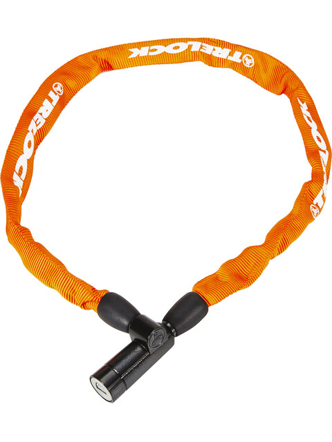 Trelock BC 115 Bike Lock 60 cm orange